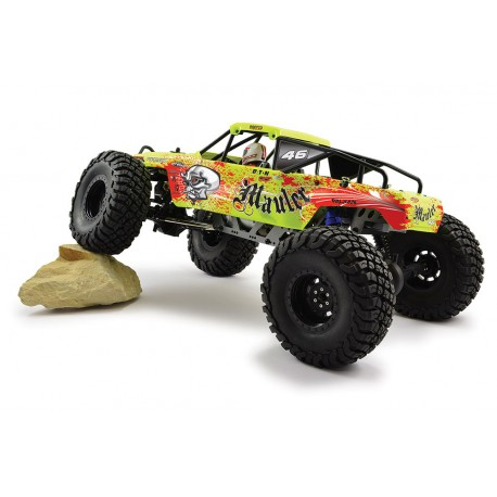 Axial AX10 Deadbolt 1/10th Scale RTR Electric 4WD Rock Crawler - Yellow
