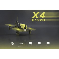 HUBSAN X4 STORM RACING DRONE PACK W/LCD SCREEN & GOGGLES