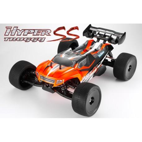 HOBAO HYPER SST 1/8 RTR TRUGGY W/MACH* 28 6P ENGINE