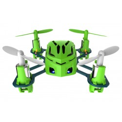 Hubsan Q4 Nano Quadcopter with Mini 2.4Ghz Radio System - Green