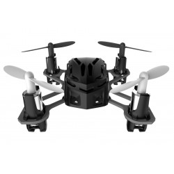 Hubsan Q4 Nano Quadcopter with Mini 2.4Ghz Radio System - Red