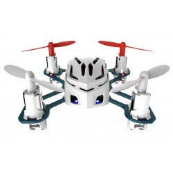 Hubsan Q4 Nano Quadcopter with Mini 2.4Ghz Radio System -Yellow