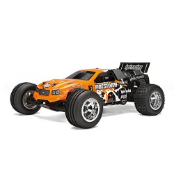 RTR FIRESTORM 10T WITH 2.4GHZ AND DSX-1 TRUCK BODY