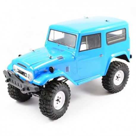 FTX OUTBACK 1/10TH 4X4 TRAIL RTR TRUCK WITH T40 BODYSHELL