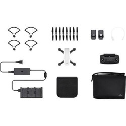 DJI Spark Drone Fly more Combo in White