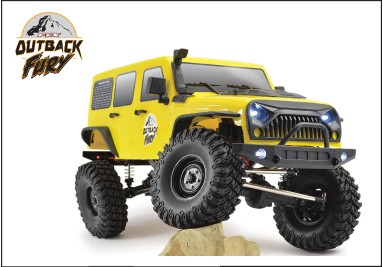 FTX Outback Fury